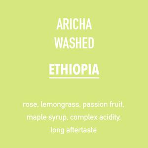 아리차 워시드, 에티오피아 225g